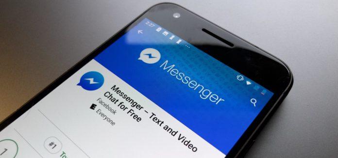 comment supprimer un contact sur messenger