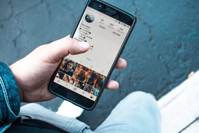 Comment mettre une photo sur Instagram