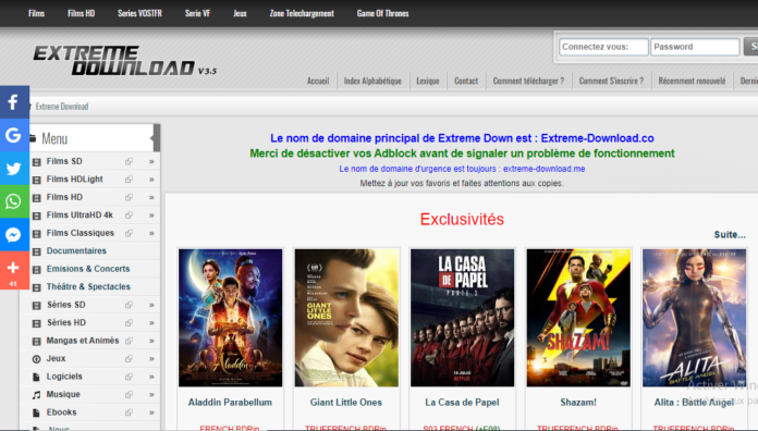 extreme download-adresse-2020